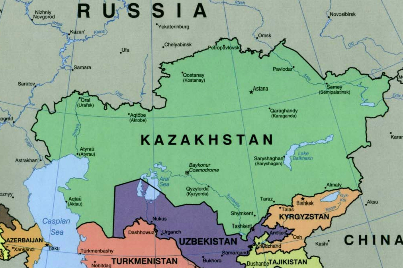 Almaty Kazahsztan Terkep Terkep Almaty Kazahsztan Kozep Azsia